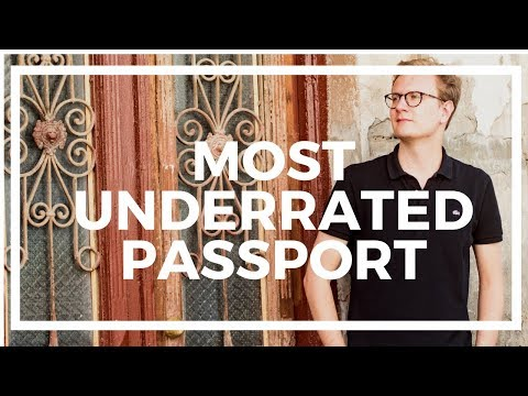 The World's Most Underrated Passport for Travel?
