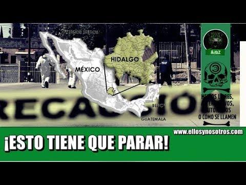 Lo de Puebla volvió a pasar en Tula, Hidalgo. ¡Atentos con las noticias falsas!
