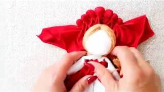 як зробити російсько народну ляльку своїми руками