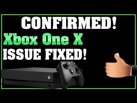 CONFIRMED! Huge Xbox One X Problem Fixed! It Keeps Getting Better For Xbox Fans!