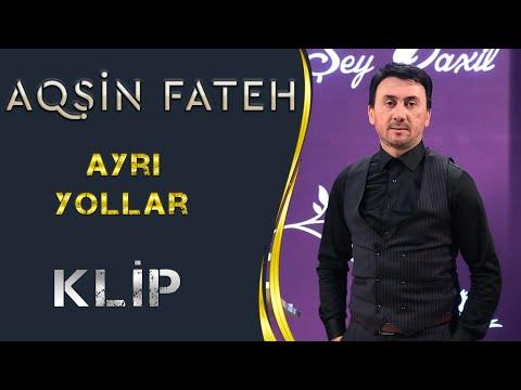 Aqsin Fateh  & Aynur Dadaşova - Ayri Yollar (Official Video)