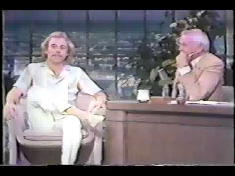 carson interview may 5 1981