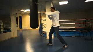 Рукопашный бой и работа на груше (урок)