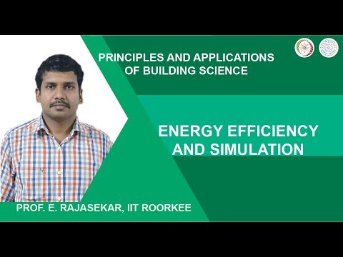 Principles and Applications of Building Science - Lecture 12
