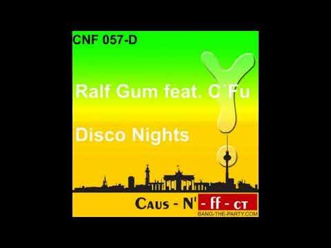 Ralf Gum ft. C'Fu - Disco Nights