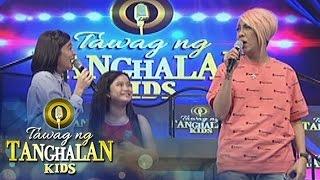 "Tawag ng Tanghalan Kids: Vice to Anne: ""Ang arte-arte nito!"""