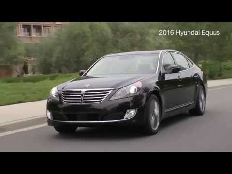 2016 Hyundai Equus Review