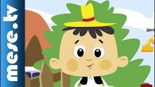 Gryllus Vilmos: Locsoló (gyerekdal, mese, Félnóta sorozat) | MESE TV