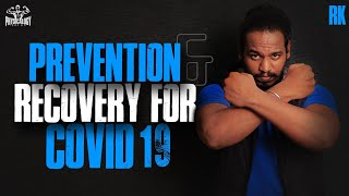 Prevention and Recovery workout for covid - 19 | Physicalogy | Homeworkout | Fitness | Covid - 19
