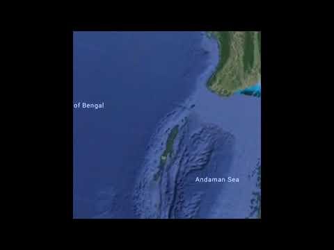 Strange and amazing things found on google maps