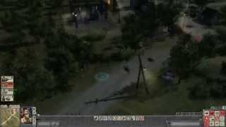 Faces of War - Allied campaign walkthrough - Mission 1 - Radar 1/2 [HD]