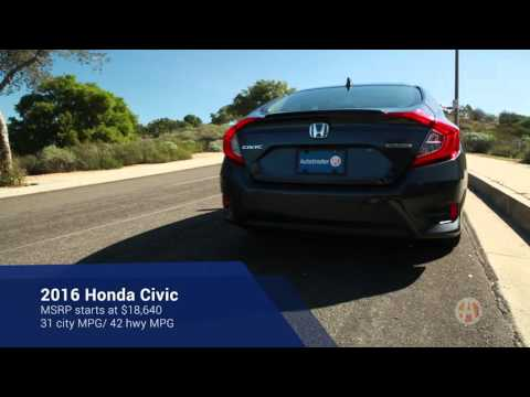 2016 Honda Civic | Must Test Drive | Autotrader