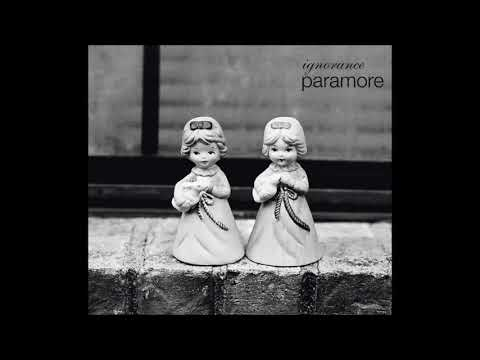 Paramore Ignorance Vocals Only