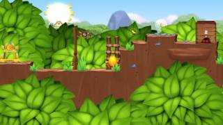 Toki Tori 2+(PS4) - Beginning gameplay