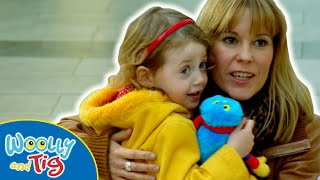 Woolly and Tig - Shopping With Mummy | TV Show for Kids | Toy Spider
