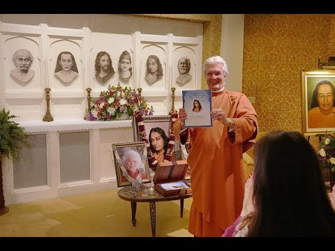 Launch Event for the New Edition of the Self-Realization Fellowship Lessons