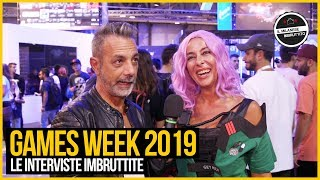 Le interviste imbruttite - Milan Games Week 2019