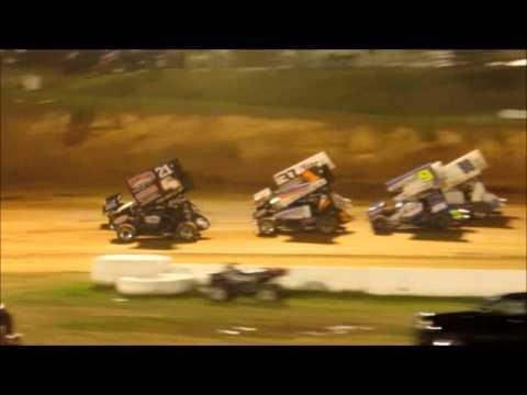 Sprintcars @ Placerville Speedway 4 30 16