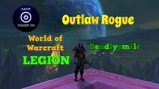 World of Warcraft LEGION  Emanation of the Winds