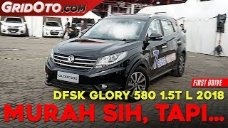 DFSK Glory 580 1 5T L | First Drive | GridOto