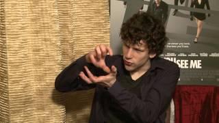 Jesse Eisenberg's Card Trick Revealed