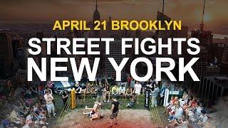 APRIL 21 NEW YORK STRELKA