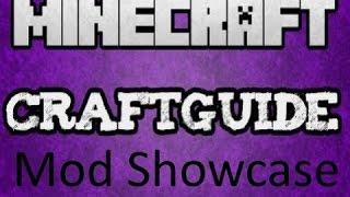 Craft Guide Mod Showcase!