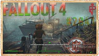 Let's Play Fallout 4 #2841 ☢ So schnell geht es zurück nach Bunker Hill