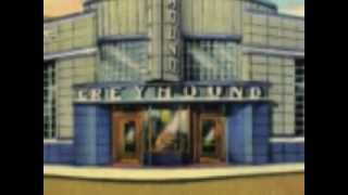 Greyhound bus station. Evansville, In.