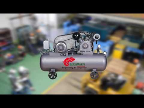 Single Stage Portable Air compressor  (Sub Myanmar ) | Kaowna Industry & Engineering Co.,Ltd.