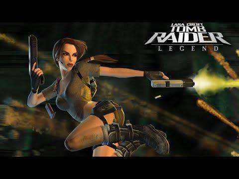 Tomb Raider: Legend playthrough part 1 |