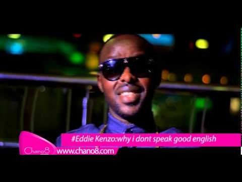 Eddy Kenzo on why he doesn't speak good English