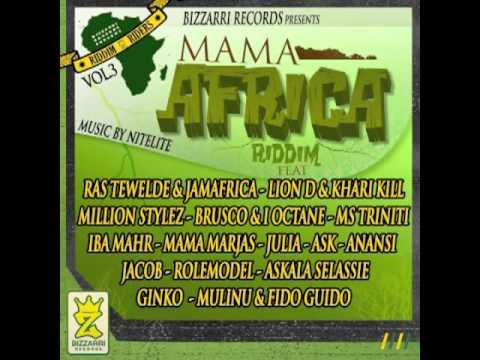 RAS TEWELDE E JAMAFRICA - mama africa
