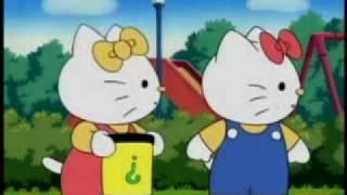 Hello Kitty en español