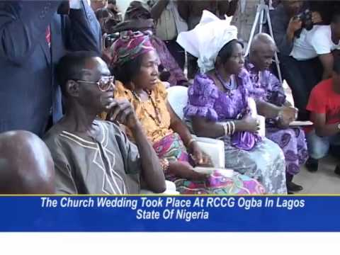 NOLLYWOOD ACTOR CHINEDU IKEDIEZE'S WEDDING CEREMONY