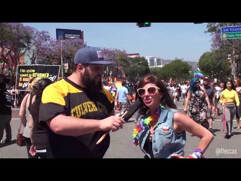 Pride Paraders Turn Out to be Major Hypocrites!  | FLECCAS TALKS