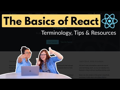 React Basics: Terminology, Tips, and Resources || Crema thumbnail
