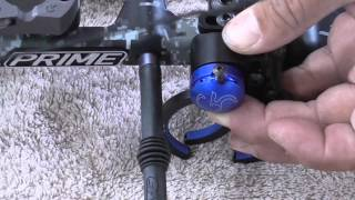 installing a g5 prime arrow rest and general set up instructions for g5 compound bow