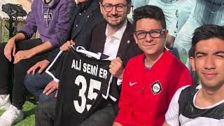DSP Konak Belediye Başkan Adayı Ali Sami Er Seçim Şarkısı