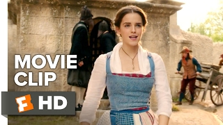 Beauty and the Beast Movie CLIP - Belle (2017) - Emma Watson Movie