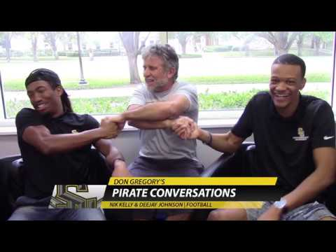 Pirate Conversations - Nik Kelly DeeJay Johnson