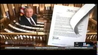 Atlanta TV Station Expose ALEC