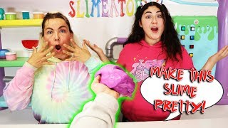 MAKE THIS SLIME PRETTY CHALLENGE! Slimeatory #614