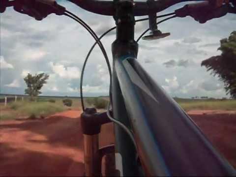 Mtb Mountain biking xc in Parauna, Goias, Brazil (parauna state park Serra das Gales).flv