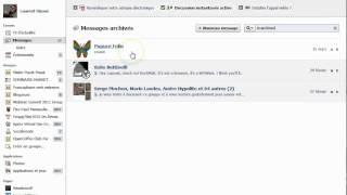 Comment supprimmer définitivement un message dans facebook