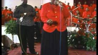"""Yes To Your Will"" - Georgia Mass Choir"