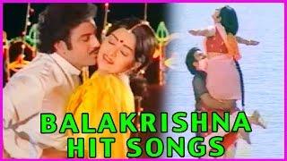 Balakrishna All Time Superhit Songs - Rallallo Isakallo - Kalyana Vaibhogame Songs - Rajini