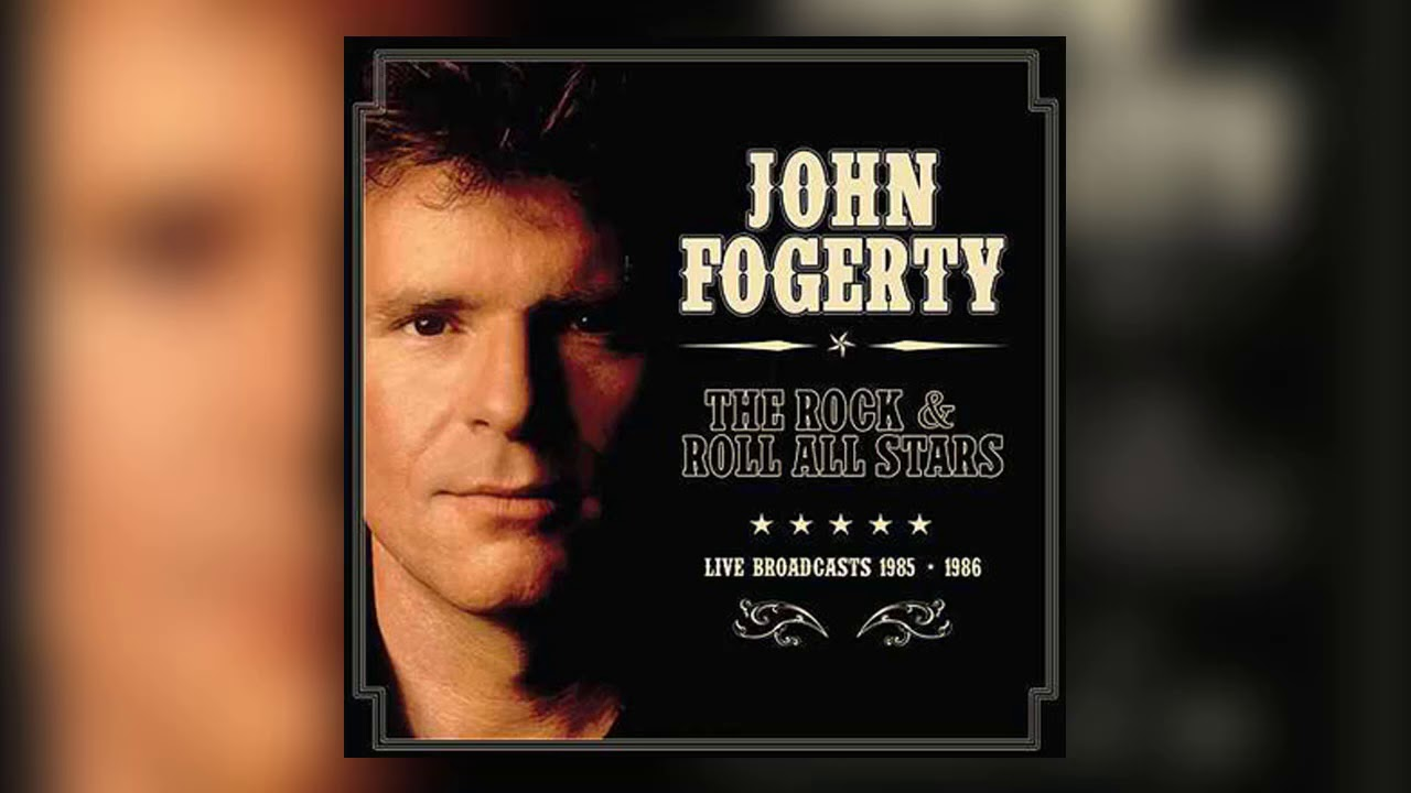 John Fogerty Rock And Roll Girl