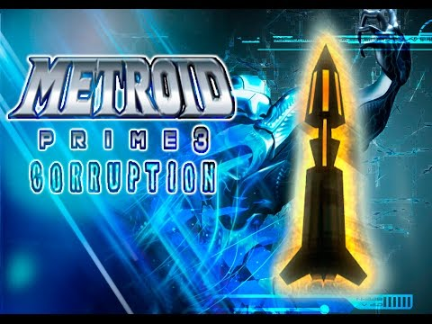 All the missile expansions! // Metroid Prime 3: Corruption