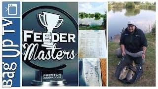 """Feedermasters at Hallcroft Fisherys - """"LIVE MATCH"""" BagUpTV - Match Fishing"""